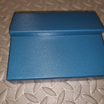 Pedal Enclosure  5 1/4 X 6 1/4  Blue