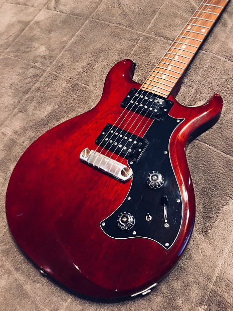b3fd11f253127c Paul Reed Smith PRS Mira Core American 2009 Vintage Cherry