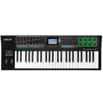 Nektar Panorama T4 49-Key USB MIDI / DAW Controller Keyboard