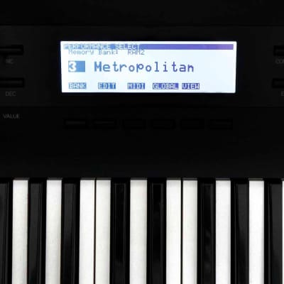 Korg 01/W NEW LCD Display replacement white