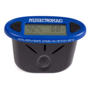 Music Nomad The HumiReader Humidity and Temperator Monitor