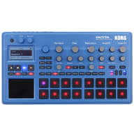 Korg Electribe 2 Metallic Blue with free AKG K52 Headphones