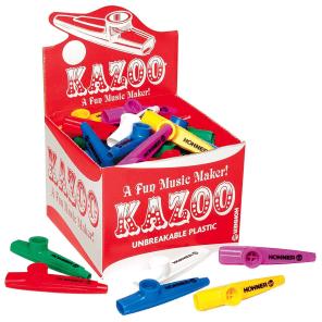 Hohner KC-50 Kazoo Classroom Set (50-Pack)