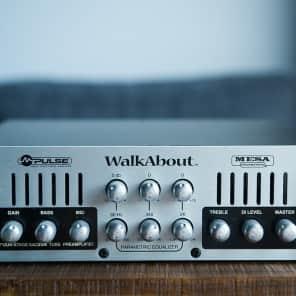 Mesa Boogie Walkabout Compact Bass Head