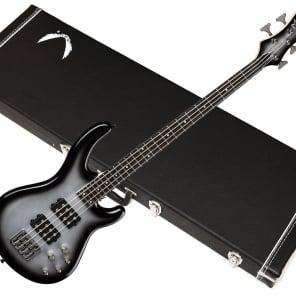 Dean E3-ESVB Edge 3 4-String Bass Metallic Silver Burst