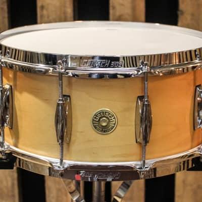 Gretsch 6.5x14 Broadkaster Maple Snare Drum