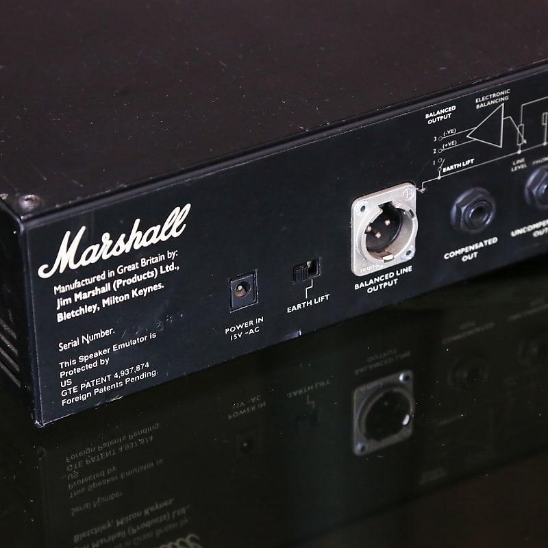 1990s Marshall Se 100 Vintage Speaker Emulation System