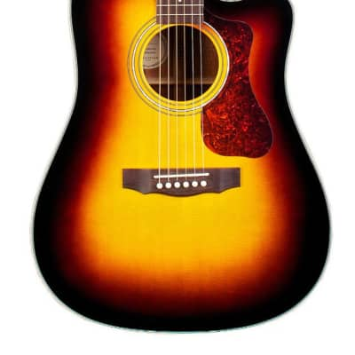 Guild D-140CE Acoustic-Electric All Solid Wood for sale