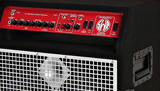 Swr super redhead bass amplifier combo