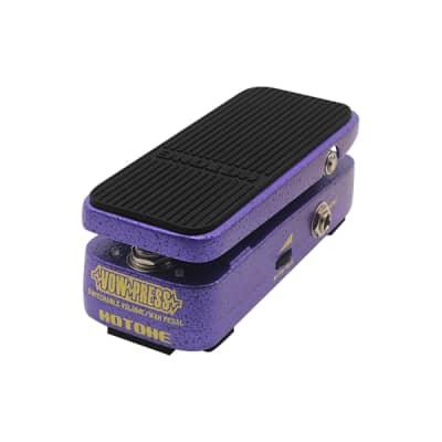 Hotone Vow Press Switchable Volume/Wah Pedal for sale