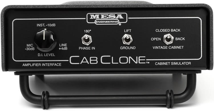 mesa boogie cab clone 8 ohm attenuator di cabinet reverb. Black Bedroom Furniture Sets. Home Design Ideas