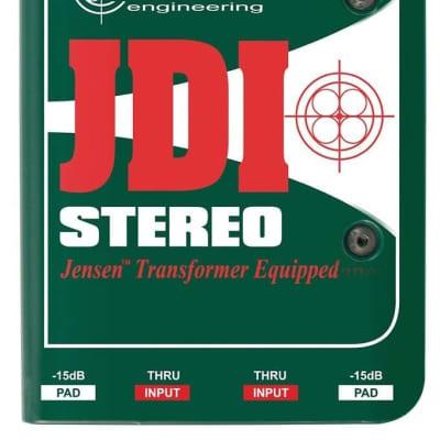 Radial JDI Stereo