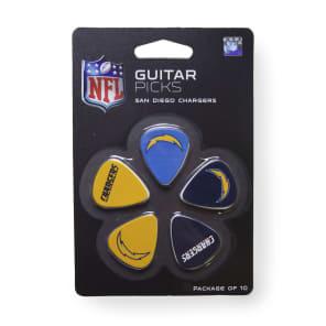 Woodrow San Diego Chargers Guitar Picks (10)