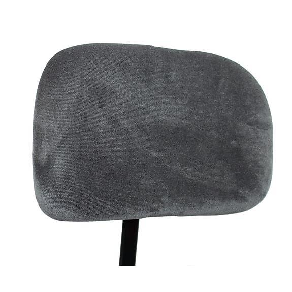 roc n soc drum throne backrest gray cascio music reverb. Black Bedroom Furniture Sets. Home Design Ideas