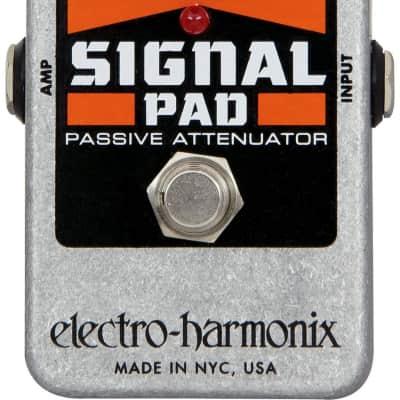 Electro Harmonix Signal Pad Passive Attenuator Pedal for sale