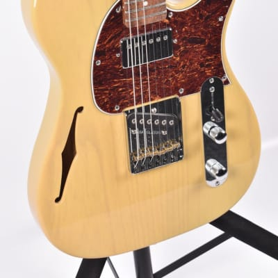 G&L Tribute ASAT Classic Bluesboy Semi-Hollow, Blonde for sale