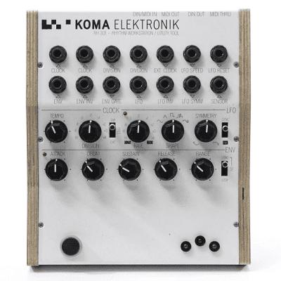Koma Elektronik RH301 Rhythm Workstation