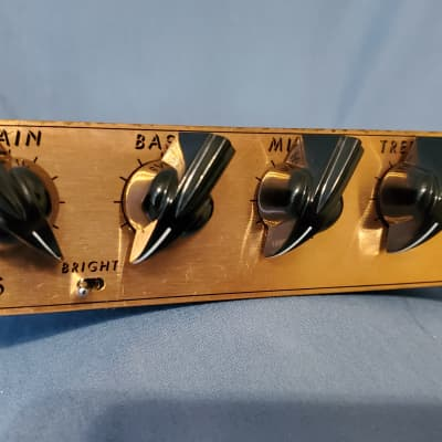 Randall Super V George Lynch Signature MTS Preamp Module Synergy Egnater