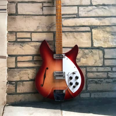 Rickenbacker Rose Morris 1997VB Re-Issue 1991 Fireglo for sale