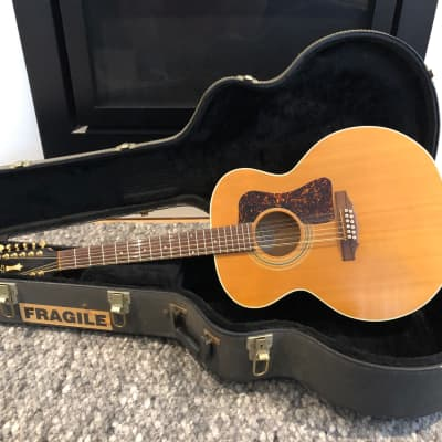 Guild JF-30 12 Blonde 1995 Blonde for sale