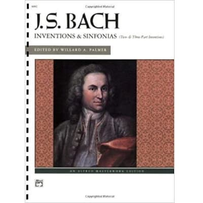 J. S. Bach: Inventions and Sinfonias (Two- and Three-Part Inventions)