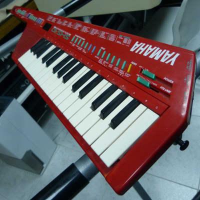 Yamaha SHS-10 red keytar