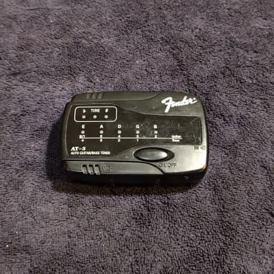 Fender AT-3 Guitar/Bass tuner