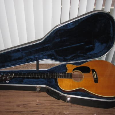 Martin MC-28 1993 like Steve Howe's guitar om mc-38 for sale