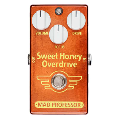 Mad Professor Sweet Honey Overdrive Deluxe - Used for sale