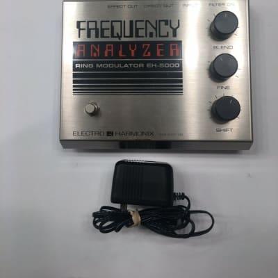 Electro Harmonix EH-5000 Frequency Analyzer Ring Modulator Vintage Effect Pedal