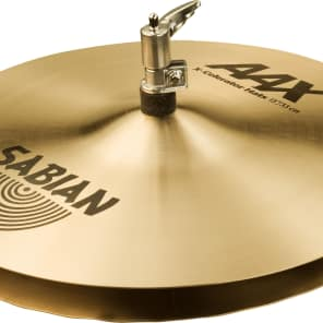 "Sabian 13"" AAX X-Celerator Hi-Hat Cymbals (Pair)"
