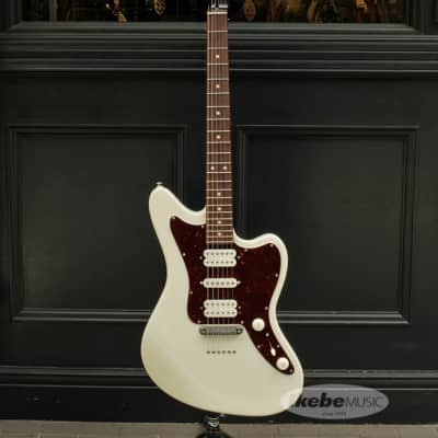 Suhr Guitars 2019 J Select Series Classic JM MH HSH (Olympic White/Rosewood) USED for sale