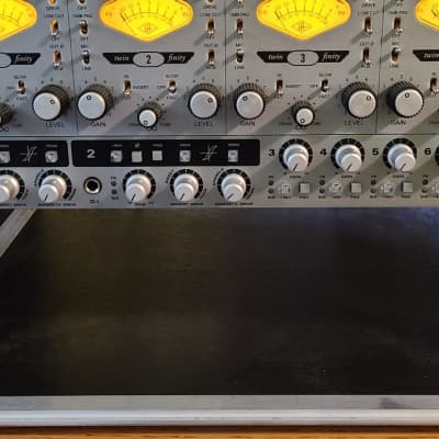 Audient ASP800 8-Channel Microphone Preamp/ADC