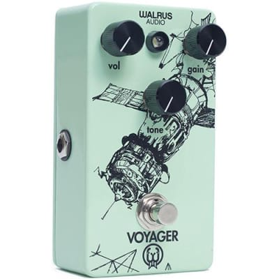 Walrus Audio Voyager Preamp/Overdrive Pedal for sale