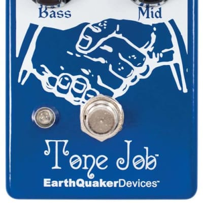 EarthQuaker Devices Tone Job EQ & Boost for sale