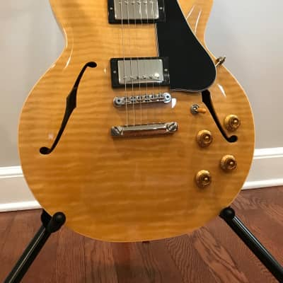 Briggs Guitars Pandora 2018 Antique Natural (Blonde) for sale