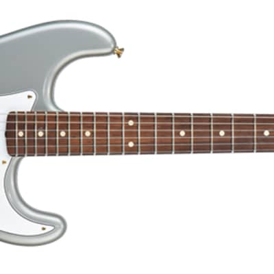 FENDER - Robert Cray Signature Stratocaster  Rosewood Fingerboard  Inca Silver for sale