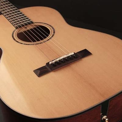 Cort Gold-P6 Parlor Acoustic Guitar, New, Free Shipping for sale