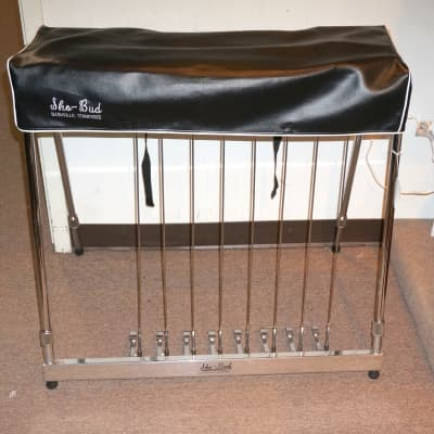Sho-Bud The Pro II Custom Pedal Steel Guitar with Volume Pedal + Case for sale