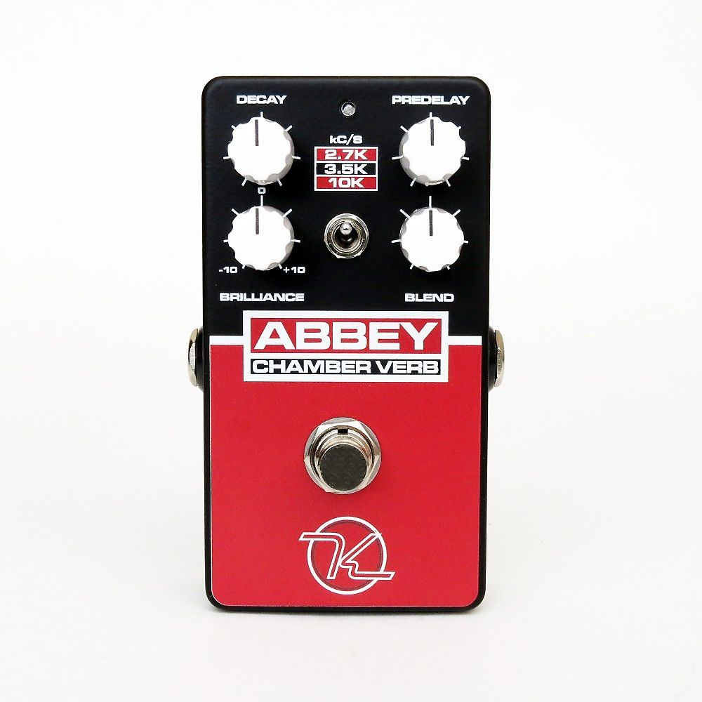 Keeley Abbey Chamber Verb – Vintage Reverb