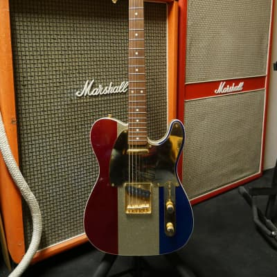 Fender Telecaster Signature Buck Owens signed by him Limited Edition Custom for sale