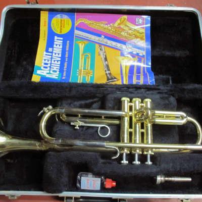 Buescher Aristocrat 1974 Brass Trumpet