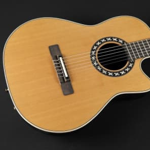 Ovation 2073LX Classic Contour Nylon String Acoustic - USA New Hartford (921) for sale
