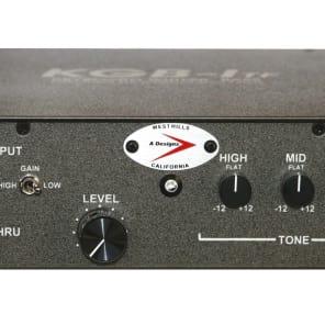 A-Designs Audio KGB-Itf Single Channel Instrument Preamplifier