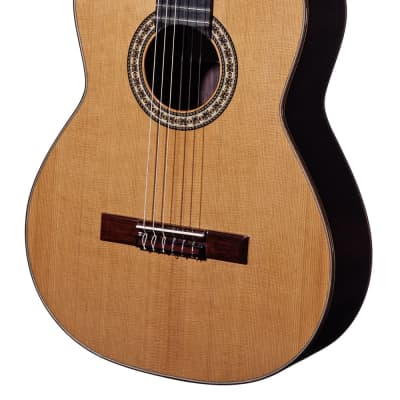 Spanish Classical Guitar JOAN CASHIMIRA MODEL 2A Cedar- all solid - cedar top + Softcase for sale