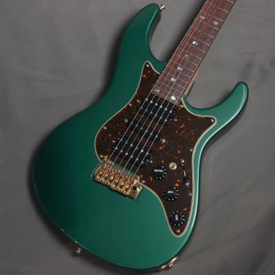 Freedom Custom Guitar Reseach Hydra 24F Green [10/11] for sale