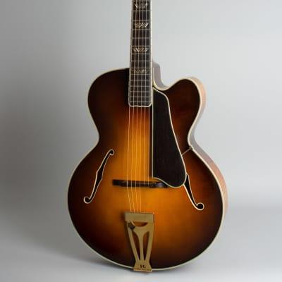 Gilchrist  Model 16 Arch Top Acoustic Guitar (1994), ser. #94307, original black tolex hard shell case. for sale