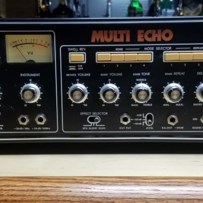 Multivox MX-201 Multi Echo Tape Delay and Reverb for sale