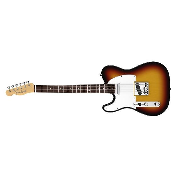 fender american vintage 39 64 telecaster left handed guitar reverb. Black Bedroom Furniture Sets. Home Design Ideas