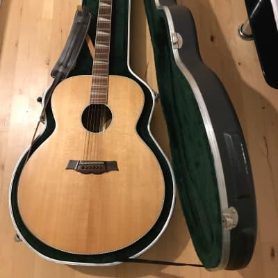 Rickenbacker 700S Shasta 6 strings Jumbo  2000 Natural gloss finish for sale